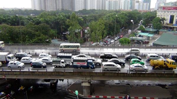 Hà Nội đang gấp rút làm thêm những tuyến đường vành đai để hỗ trợ cho đường trên cao