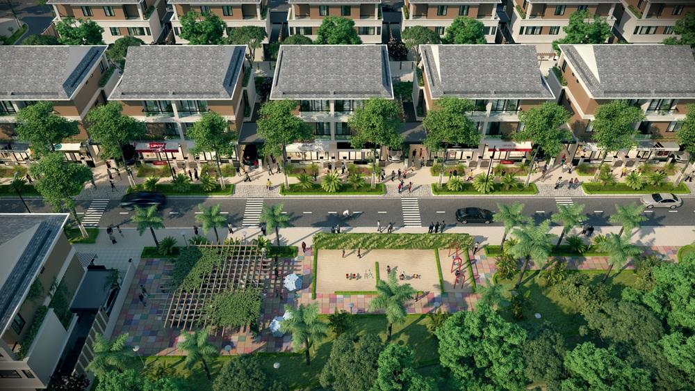 Khu đô thị Dương Nội có quỹ đất lý tưởng cho đất nền biệt thự