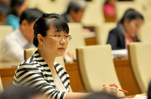 Hà Nội chính thức bãi nhiệm đại biểu HĐND với bà Nguyễn Thị Nguyệt Hường
