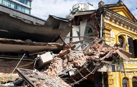 Trên địa bàn Hà Nội còn rất nhiều ngôi nhà xuống cấp rất nguy hiểm