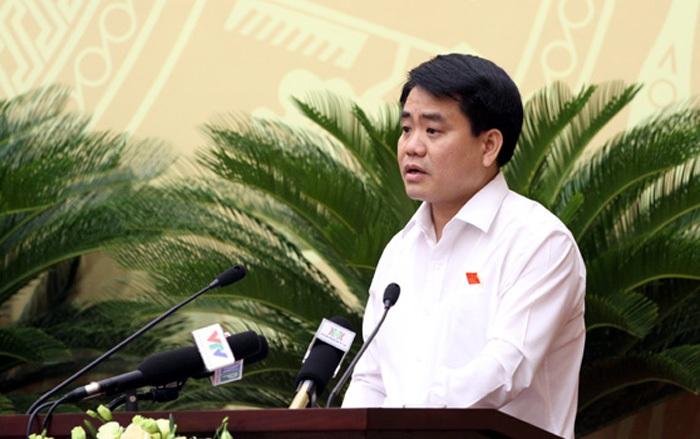 Ông Nguyễn Đức Chung nói rõ quan điểm của Hà Nội về việc cải tạo chung cư cũ