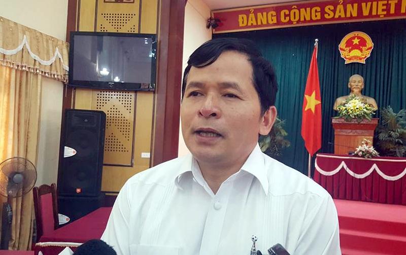 Chủ tịch UBND huyện Ba Vì cho biết, sai phạm ở Điền Viên thôn đến đâu thì xử lý trách nhiệm đến đó