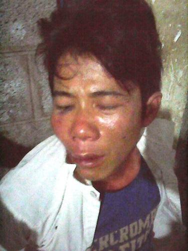 Tên cướp Võ Văn Huy