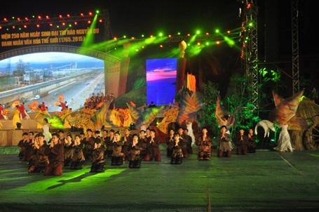 Long trọng Kỷ niệm 250 năm sinh Đại thi hào Nguyễn Du - 5