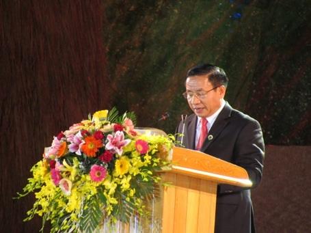 Bí thư Tỉnh ủy, Chủ tịch UBND tỉnh Hà Tĩnh Lê Đình Sơn:Đại thi hào Nguyễn Du là một nghệ sỹ thiên tài, một nhân cách lớn,một tài năng trác việt