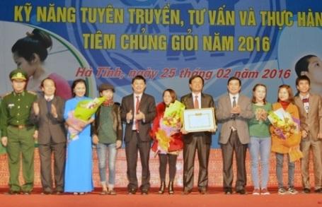 Kết quả chung cuộc, Ban giám khảo đã trao giải Nhất toàn đoàn cho đội Hương Sơn