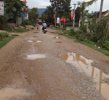 """Hà Tĩnh: Dân khốn khổ vì chủ đầu tư """"quên"""" hoàn trả lại đường - 8"""