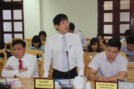 PGS-TS Nguyễn Đình Thọ, Hiệu trưởng Trường Đại học Hà Tĩnh: Cần chú trọng ngoại ngữ và công nghệ thông tin