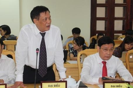 PGS.TS. Đặng Minh Ất, Hiệu trưởng Trường Cao đẳng nghề Việt Đứ: Hiện nay số lượng học đại học quá nhiều, trong khi học nghề lại còn quá ít