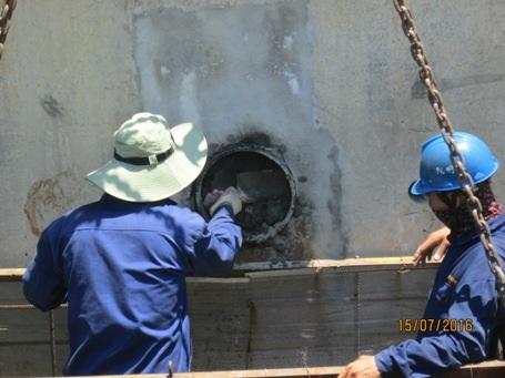 Cắt bỏ đường ống xả ngầm của Formosa - 7