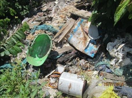 Phát hiện bãi rác khổng lồ nghi của Formosa - 5