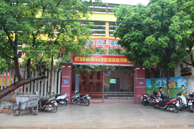 Trường Mầm non tư thục Nguyễn Du được vị Chủ tịch tỉnh ưu ái cho 1 tỷ đồng tiền ngân sách.
