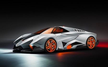 Bộ ảnh đẹp về siêu xe độc nhất của Lamborghini - 1