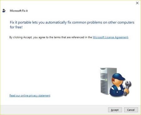 Tự động xác định và khắc phục các lỗi gặp phải trên Windows - 1