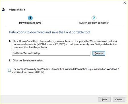 Tự động xác định và khắc phục các lỗi gặp phải trên Windows - 2