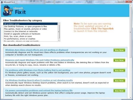 Tự động xác định và khắc phục các lỗi gặp phải trên Windows - 3