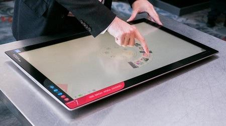 """Sản phẩm có thể sử dụng như một chiếc máy tính bảng cỡ """"khủng"""""""