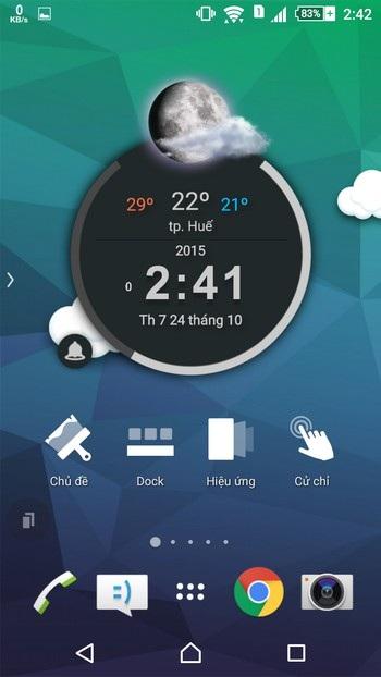 Giao diện 3D với các hiệu ứng cực đẹp mắt dành cho Android - 2
