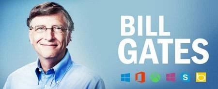 Mặc dù đã rút lui khỏi Microsoft nhưng Bill Gates vẫn có một tầm ảnh hưởng rất lớn đến giới công nghệ toàn cầu