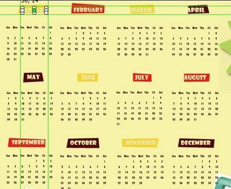 Tự tạo bộ lịch 2016 đẹp mắt từ hình ảnh của chính bạn - 4