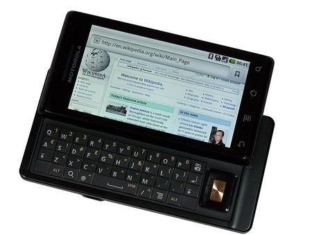 """Những chiếc điện thoại Motorola """"vang bóng một thời"""" - 6"""