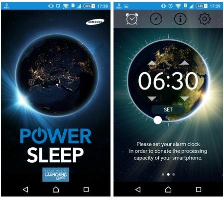 Power Sleep vừa là ứng dụng báo thức, vừa giúp các nhà khoa học tìm ra giải pháp chữa bệnh nan y