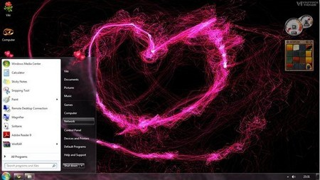 Mang sắc màu tình yêu lên máy tính, smartphone trong ngày Valentine - 22