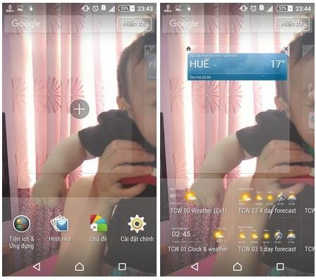 Ứng dụng dự báo thời tiết với giao diện tuyệt đẹp dành cho Android - 6