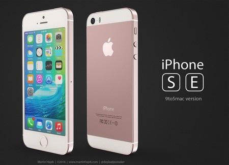Thiết kế của iPhone SE theo nguồn tin của trang công nghệ 9to5Mac giống với thiết kế của iPhone 5S