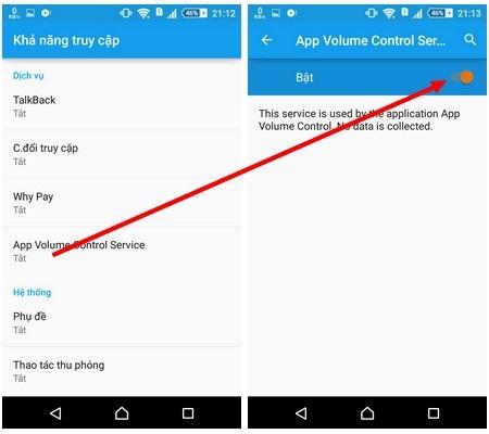 """""""Tuyệt chiêu"""" giúp chỉnh âm lượng riêng từng ứng dụng trên Android - 2"""