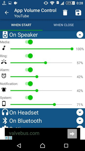 """""""Tuyệt chiêu"""" giúp chỉnh âm lượng riêng từng ứng dụng trên Android - 4"""