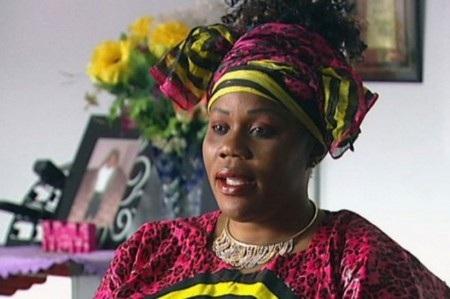 Noela Rukundo trở về sau âm mưu thâm độc của người chồng