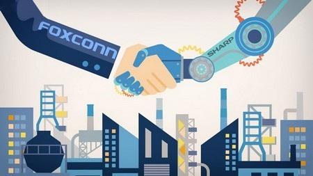Thương vụ Foxconn và Sharp đã kết thúc với mức giá rẻ hơn so với dự kiến ban đầu
