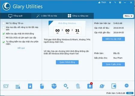 Phần mềm chuyên nghiệp giúp Windows hoạt động mượt mà hơn - 5