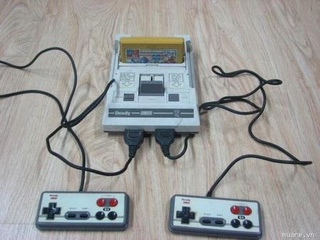 Máy chơi game 4 nút từng gắn bó với tuổi thơ của không ít người