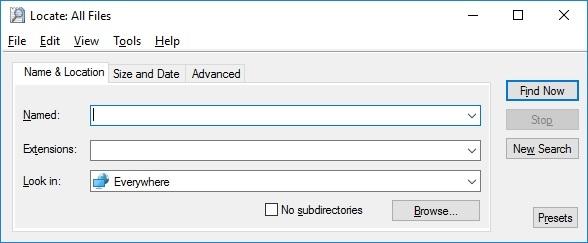 Tuyệt chiêu tìm kiếm file siêu tốc trên Windows - 3