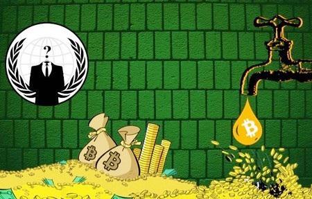 Anonymous đang muốn nhắm đến các trang web của ngân hàng và hệ thống tài chính lớn trên thế giới