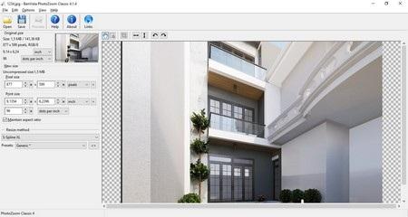 Phần mềm giúp phóng lớn kích thước mà không làm vỡ ảnh - 3