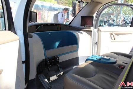 Cận cảnh nguyên mẫu xe tự lái đầu tiên của Google - 7
