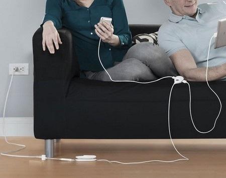 Vừa sử dụng thiết bị di động vừa cắm sạc là thói quen nguy hiểm của không ít người