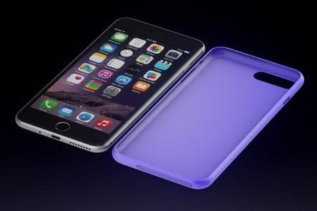 iPhone 7 Pro cùng lớp vỏ bọc bảo vệ