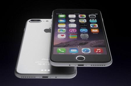 Giắc cắm phone 3,5mm ở cạnh dưới của sản phẩm cũng đã biến mất khi có những tin đồn cho biết Apple sẽ bỏ cổng kết nối này trên iPhone phiên bản mới