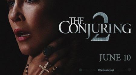 """""""The Conjuring 2"""" là bộ phim kinh dị đang """"gây sốt"""" tại các phòng vé trên toàn cầu"""