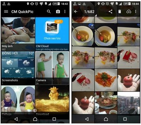 Ứng dụng quản lý ảnh siêu tốc với nhiều tính năng hữu ích cho Android - 1