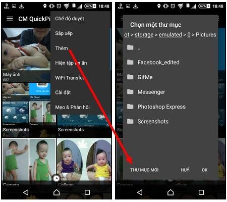 Ứng dụng quản lý ảnh siêu tốc với nhiều tính năng hữu ích cho Android - 5
