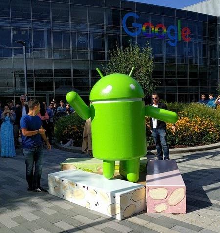 Nougat là cái tên khá bất ngờ mà Google lựa chọn cho phiên bản Android mới nhất của mình