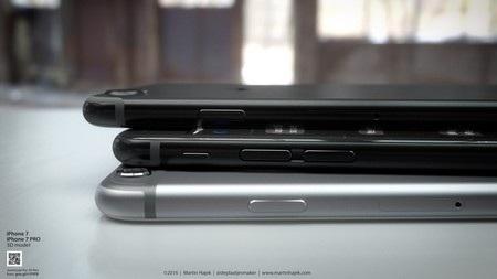 Tuyệt đẹp ý tưởng thiết kế iPhone 7 phiên bản màu đen - 11