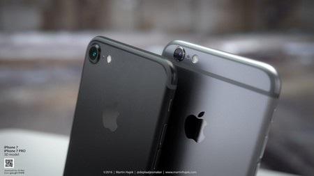Tuyệt đẹp ý tưởng thiết kế iPhone 7 phiên bản màu đen - 15