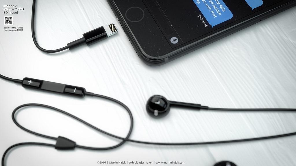 Tuyệt đẹp ý tưởng thiết kế iPhone 7 phiên bản màu đen - 16