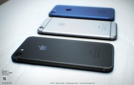 Tuyệt đẹp ý tưởng thiết kế iPhone 7 phiên bản màu đen - 4